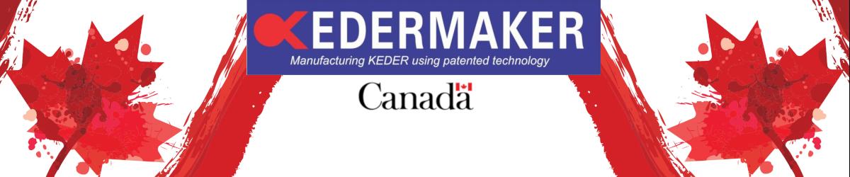 Kedermaker Canada Logo